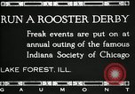 Image of Indiana Society of Chicago Lake Forest Illinois USA, 1920, second 5 stock footage video 65675030515