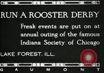 Image of Indiana Society of Chicago Lake Forest Illinois USA, 1920, second 8 stock footage video 65675030515
