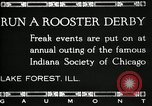 Image of Indiana Society of Chicago Lake Forest Illinois USA, 1920, second 11 stock footage video 65675030515