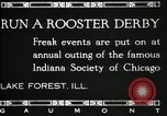 Image of Indiana Society of Chicago Lake Forest Illinois USA, 1920, second 12 stock footage video 65675030515