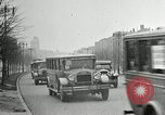 Image of automobile and road system United States USA, 1929, second 35 stock footage video 65675030518