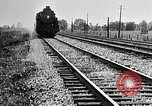 Image of railway construction and paving of muddy roads United States USA, 1927, second 55 stock footage video 65675030520