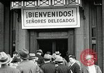 Image of Pan American Congress of Journalists Detroit Michigan USA, 1927, second 34 stock footage video 65675030526