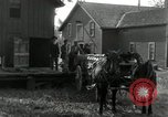 Image of cider making mill United States USA, 1916, second 44 stock footage video 65675030539