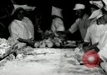 Image of apple pie manufacturing unit United States USA, 1916, second 14 stock footage video 65675030540