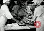 Image of apple pie manufacturing unit United States USA, 1916, second 19 stock footage video 65675030540