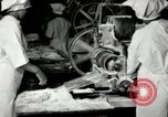 Image of apple pie manufacturing unit United States USA, 1916, second 20 stock footage video 65675030540