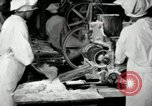 Image of apple pie manufacturing unit United States USA, 1916, second 22 stock footage video 65675030540