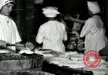 Image of apple pie manufacturing unit United States USA, 1916, second 24 stock footage video 65675030540