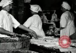 Image of apple pie manufacturing unit United States USA, 1916, second 25 stock footage video 65675030540
