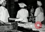 Image of apple pie manufacturing unit United States USA, 1916, second 26 stock footage video 65675030540