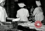 Image of apple pie manufacturing unit United States USA, 1916, second 27 stock footage video 65675030540