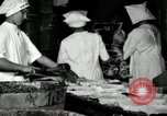 Image of apple pie manufacturing unit United States USA, 1916, second 28 stock footage video 65675030540