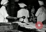 Image of apple pie manufacturing unit United States USA, 1916, second 31 stock footage video 65675030540