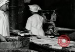 Image of apple pie manufacturing unit United States USA, 1916, second 33 stock footage video 65675030540