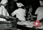 Image of apple pie manufacturing unit United States USA, 1916, second 34 stock footage video 65675030540