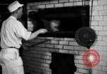 Image of apple pie manufacturing unit United States USA, 1916, second 37 stock footage video 65675030540