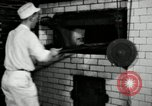 Image of apple pie manufacturing unit United States USA, 1916, second 43 stock footage video 65675030540