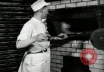 Image of apple pie manufacturing unit United States USA, 1916, second 44 stock footage video 65675030540