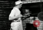 Image of apple pie manufacturing unit United States USA, 1916, second 46 stock footage video 65675030540