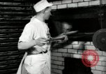 Image of apple pie manufacturing unit United States USA, 1916, second 48 stock footage video 65675030540