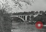 Image of Rockefeller Park Cleveland Ohio USA, 1916, second 20 stock footage video 65675030543