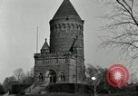 Image of Rockefeller Park Cleveland Ohio USA, 1916, second 58 stock footage video 65675030543