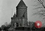 Image of Rockefeller Park Cleveland Ohio USA, 1916, second 59 stock footage video 65675030543