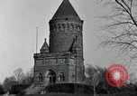 Image of Rockefeller Park Cleveland Ohio USA, 1916, second 60 stock footage video 65675030543