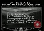 Image of Pan American Highway Commission Washington DC USA, 1924, second 20 stock footage video 65675030545