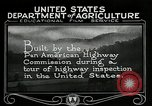 Image of Pan American Highway Commission Washington DC USA, 1924, second 21 stock footage video 65675030545