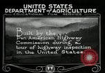 Image of Pan American Highway Commission Washington DC USA, 1924, second 25 stock footage video 65675030545