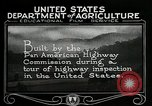 Image of Pan American Highway Commission Washington DC USA, 1924, second 26 stock footage video 65675030545