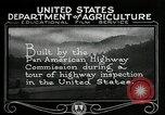 Image of Pan American Highway Commission Washington DC USA, 1924, second 29 stock footage video 65675030545