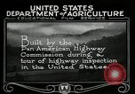 Image of Pan American Highway Commission Washington DC USA, 1924, second 30 stock footage video 65675030545