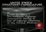 Image of Pan American Highway Commission Washington DC USA, 1924, second 31 stock footage video 65675030545