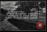 Image of Man O War Kentucky United States USA, 1924, second 12 stock footage video 65675030549