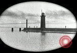Image of The Municipal Pier Chicago Illinois USA, 1924, second 58 stock footage video 65675030550