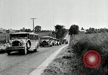 Image of Rubber tire manufacture Akron Ohio USA, 1924, second 15 stock footage video 65675030556