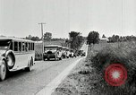 Image of Rubber tire manufacture Akron Ohio USA, 1924, second 16 stock footage video 65675030556