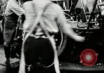 Image of Rubber tire manufacture Akron Ohio USA, 1924, second 41 stock footage video 65675030556