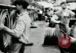 Image of Rubber tire manufacture Akron Ohio USA, 1924, second 48 stock footage video 65675030556