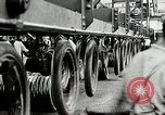 Image of Rubber tire manufacture Akron Ohio USA, 1924, second 49 stock footage video 65675030556
