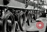 Image of Rubber tire manufacture Akron Ohio USA, 1924, second 50 stock footage video 65675030556