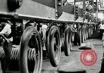 Image of Rubber tire manufacture Akron Ohio USA, 1924, second 51 stock footage video 65675030556