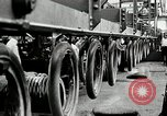 Image of Rubber tire manufacture Akron Ohio USA, 1924, second 52 stock footage video 65675030556
