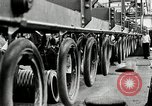 Image of Rubber tire manufacture Akron Ohio USA, 1924, second 53 stock footage video 65675030556
