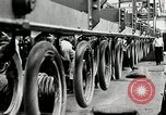 Image of Rubber tire manufacture Akron Ohio USA, 1924, second 54 stock footage video 65675030556