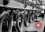Image of Rubber tire manufacture Akron Ohio USA, 1924, second 56 stock footage video 65675030556