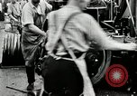Image of Rubber tire manufacture Akron Ohio USA, 1924, second 57 stock footage video 65675030556